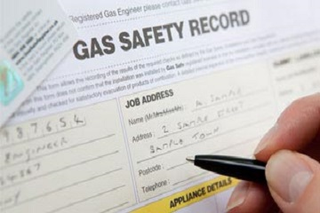 ASL Plumbing complete Gas Safe gas safety records