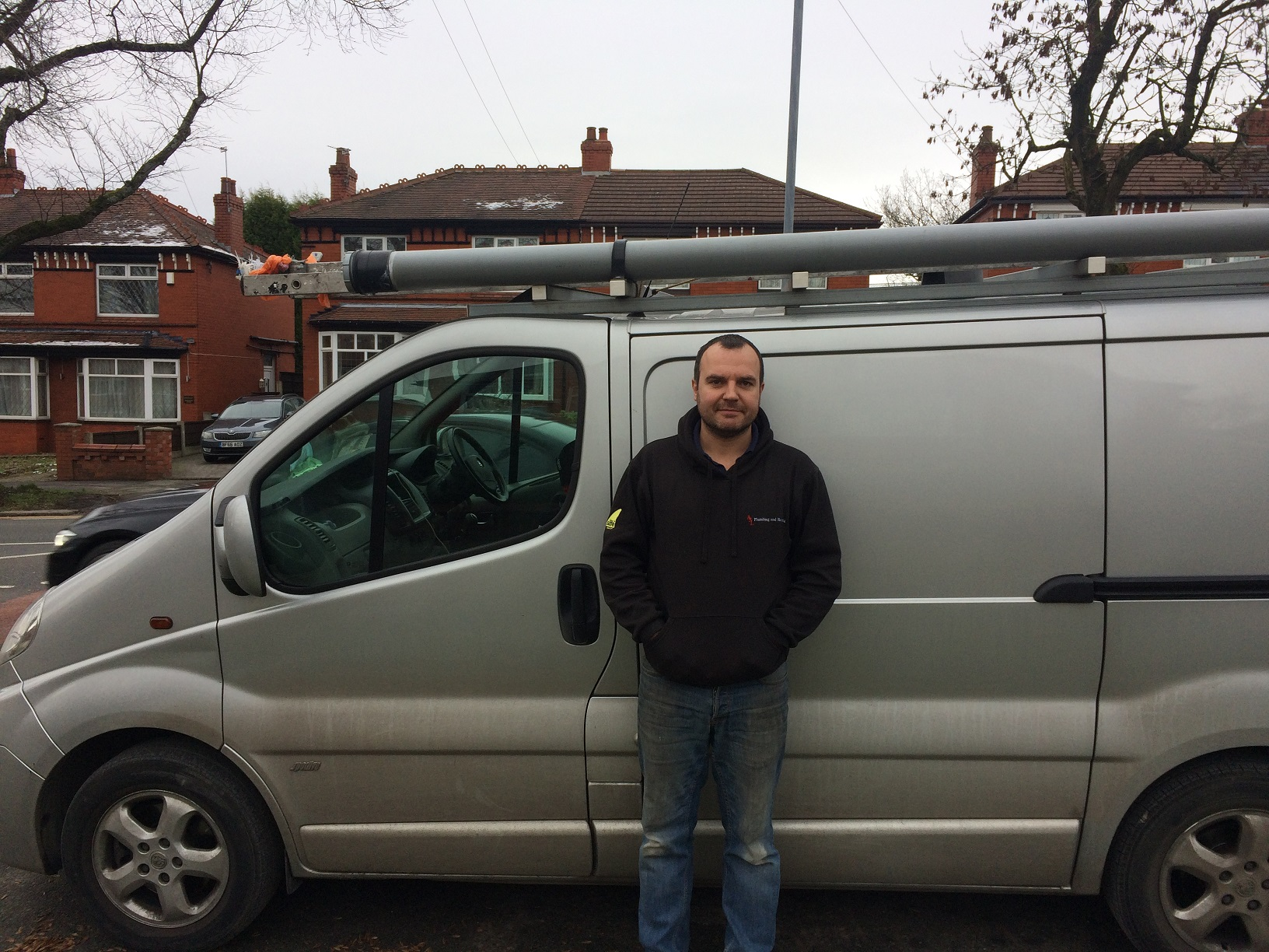 Richard Ormerod ASL Plumbing and Heating, plumbers in Hyde, Tameside, Greater Manchester and Cheshire